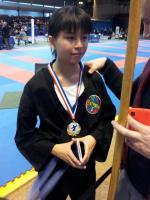 médaille d'or COUPE DE FRANCE 2